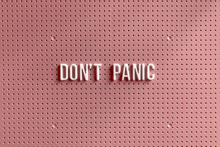 Anxiety - can't live with it, and it won't let you live without it