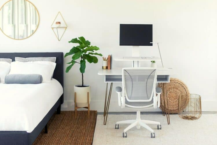 How interior design makes a difference to work