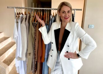 It's Spring which means it's time for a DIY Wardrobe Edit